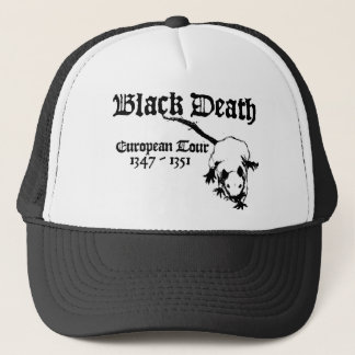 Black Death European Tour Trucker Hat