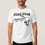 Black Death European Tour Tshirt