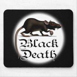 Black Death Rat Mouse Mats