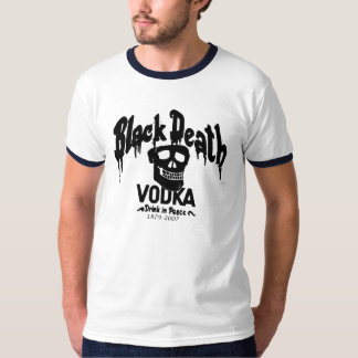 black death vodka T-Shirt