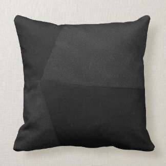 Black Denim Cushion