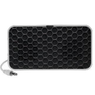 Black  Design iPod Speaker