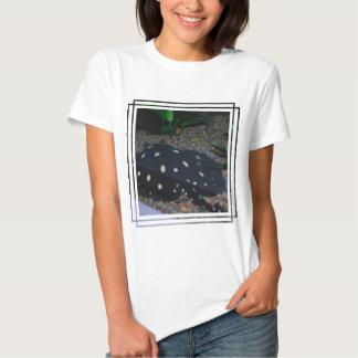 Black Devil Stingray  Ladies T-Shirt
