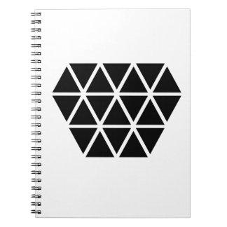 Black Diamond Note Book