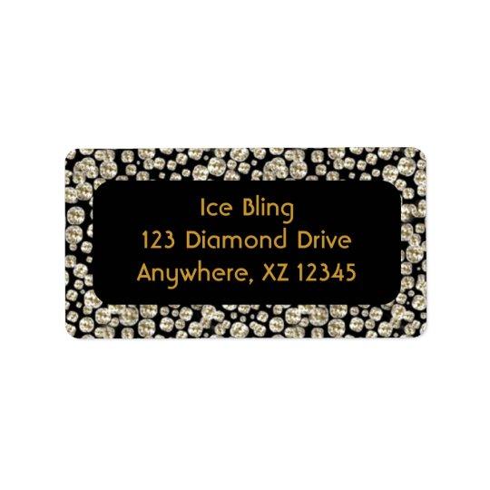 Black Diamonds Label