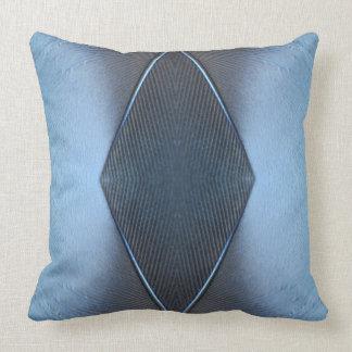 Black Diamonds Throw Pillow