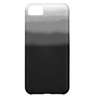 Black Dip Dye iPhone 5C Case