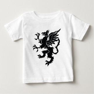 Black dragon Heraldry Tees