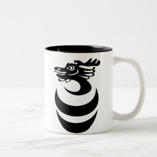 Black Dragon Mug