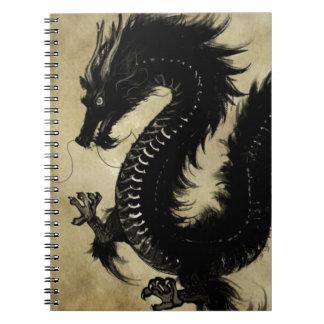 Black Dragon Notebooks