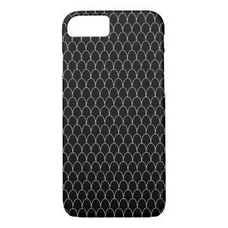 Black Dragon Scale iPhone 7 Case