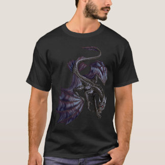 Black dragon T-shirt