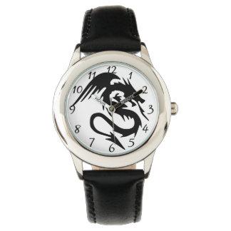Black dragon watch