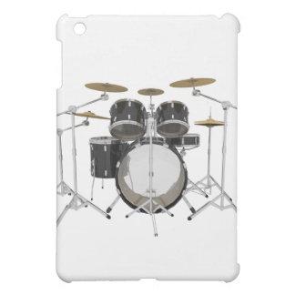 Black Drum Kit: iPad Mini Cover