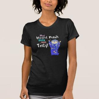 Black Drunk Wizard Women's T-shirt