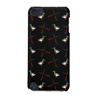 Black duck hunting pattern iPod touch 5G cover