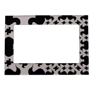 Black Ducks Magnetic Frame