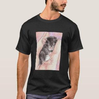 Black Dumbo Baby T-Shirt