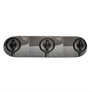 Black E Custom Skate Board