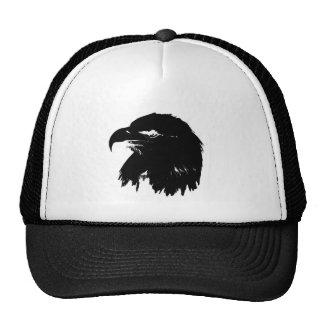Black eagle hat