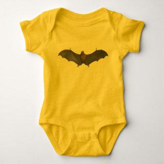 Black-Eared Fox Bat Bodysuit for Bat-Lovin' Babies