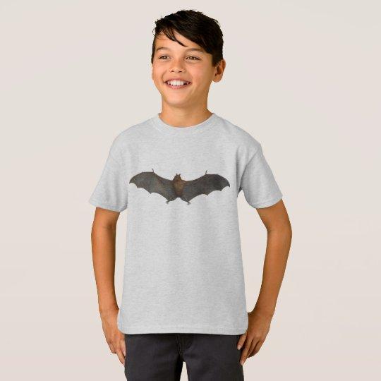 Black-Eared Fox Bat Tee for Bat Lovin' Kids