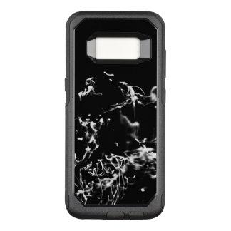 Black Element Art OtterBox Commuter Samsung Galaxy S8 Case