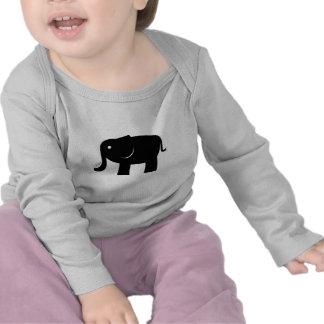Black Elephant Shirt