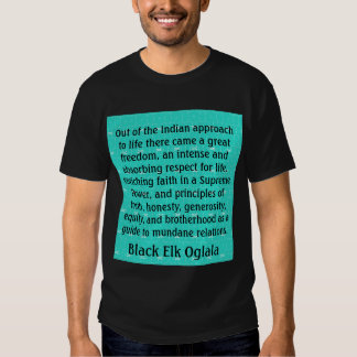 Black Elk mens shirt