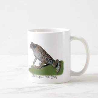 Black-eyed Litter Frog Mug 2-sided
