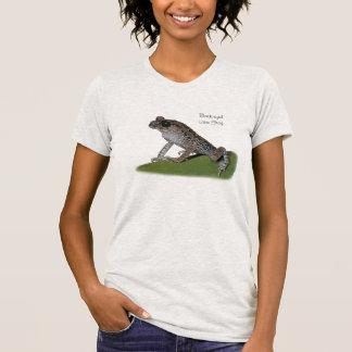 Black-eyed Litter Frog T-shirt Ladies