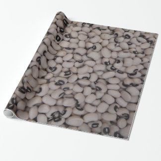 black eyed peas wrapping paper