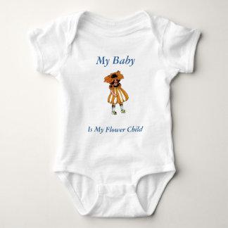 Black-Eyed Susan Baby Bodysuit
