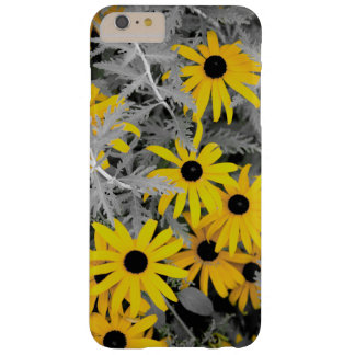 """Black Eyed Susan"" Barely There iPhone 6 Plus Case"