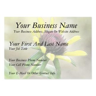 Black Eyed Susan Bud Business Cards