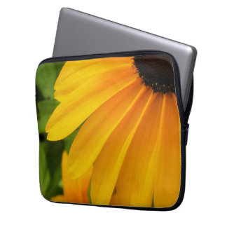 Black-eyed Susan Laptop Sleeve