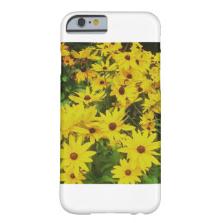 Black Eyed Susan Phone Case Barely There iPhone 6 Case