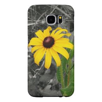Black Eyed Susan Phone Case Samsung Galaxy S6 Cases