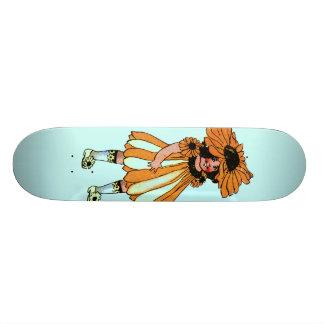 Black-Eyed Susan Skate Boards