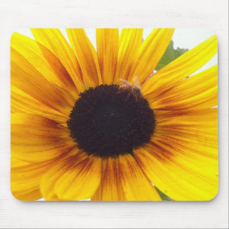 Black Eyed Susan with Bee Mouse Pad
