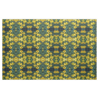 Black Eyed Susans 35 Fabric