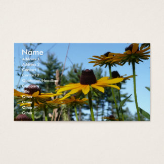 Black eyed Susans Business Card