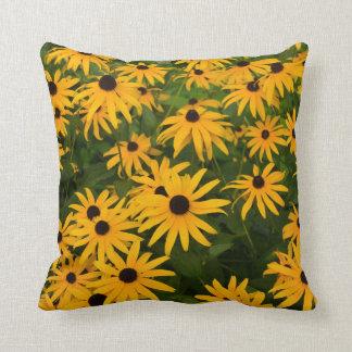 Black-Eyed Susans Cushion