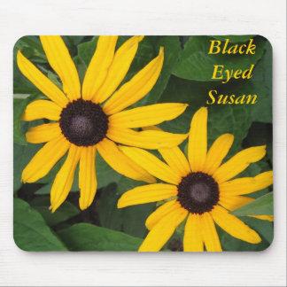 black-eyed Susans Mouse Pads