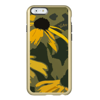 Black-Eyed Susans (Rudbeckia) Design Phone Case Incipio Feather® Shine iPhone 6 Case