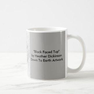 Black Faced Tup Mug