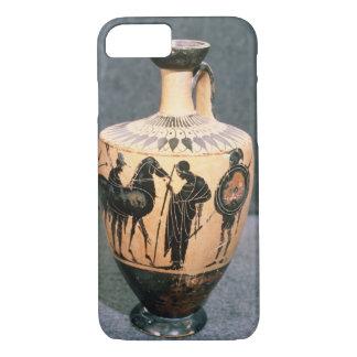 Black-figure Attic vase, 5th century BC iPhone 8/7 Case