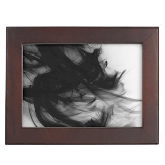Black Fire IV Keepsake Box by Artist C.L. Brown