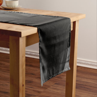 Black Fire IV Table Runner by Artist C.L. Brown