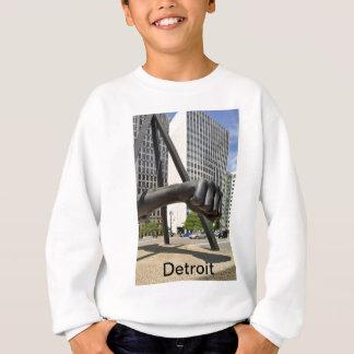 Black Fist Detroit Sweatshirt